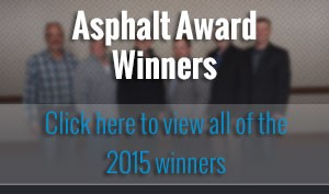 Asphalt Award Winners
